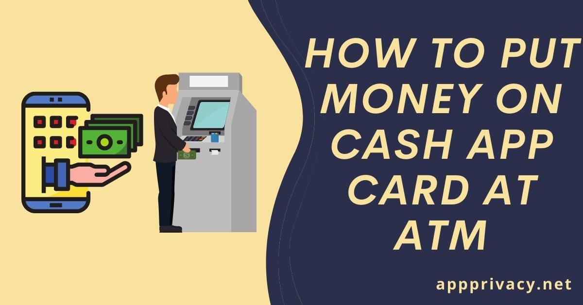 how to put money on cash app card at atm